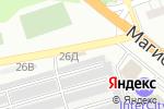 Схема проезда до компании Магазин автозапчастей в Астрахани