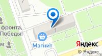 Компания Мастеръ на карте