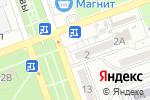 Схема проезда до компании Почтовое отделение №42 в Астрахани