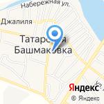 Магазин №2 на карте Астрахани