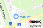 Схема проезда до компании Мастеръ в Астрахани
