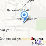 От заката до рассвета на карте Астрахани