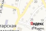 Схема проезда до компании К чаю в Татарской Башмаковке