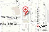 Схема проезда до компании Welcome в Астрахани