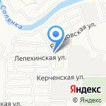 Welcome на карте Астрахани