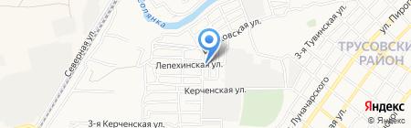 Мебельный цех на карте Астрахани
