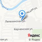 АсШкафов на карте Астрахани