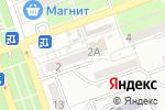 Схема проезда до компании Юридическая компания в Астрахани