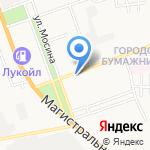 Магазин цветов на карте Астрахани