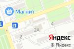 Схема проезда до компании Аптека в Астрахани