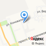 Русь на карте Астрахани