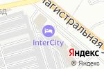 Схема проезда до компании АЛД Интер Сити в Астрахани