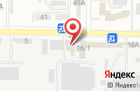 Схема проезда до компании Лия в Астрахани