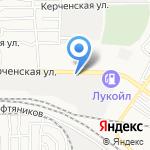 Магазин оборудования на карте Астрахани