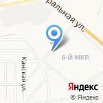 YOU PR на карте Астрахани