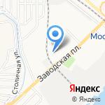 Магазин автозапчастей и автоакустики на карте Астрахани