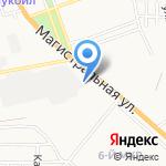 Тарантино на карте Астрахани