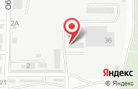 Схема проезда до компании АвтоТрансГаз в Астрахани