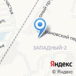Мамина школа на карте Астрахани