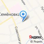 Адвокатский кабинет Леонтьевой О.В. на карте Йошкар-Олы