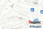 Схема проезда до компании Магазин товаров смешанного типа в Астрахани
