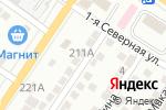 Схема проезда до компании 30 rus в Астрахани