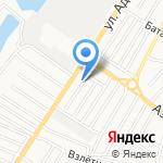 30 rus на карте Астрахани