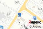 Схема проезда до компании У Шурика в Астрахани