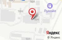 Схема проезда до компании Мир окон в Астрахани