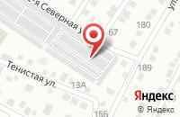 Схема проезда до компании Автопортал 3D в Астрахани