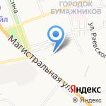 Стоматологическая поликлиника №4 на карте Астрахани