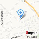 Микрорайон на карте Астрахани