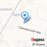 Автокомплекс на карте Астрахани