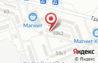 Схема проезда до компании Пивной бочонок в Астрахани
