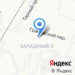 Пивной бочонок на карте Астрахани
