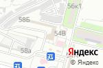 Схема проезда до компании GreatBeer в Астрахани