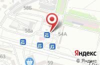 Схема проезда до компании Smoky House в Астрахани