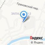 Персона на карте Астрахани
