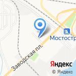 Киоск по продаже овощной продукции на карте Астрахани