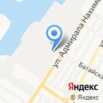 Астраханское Судостроительное Производственное Объединение на карте Астрахани
