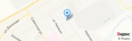 Анечка на карте Йошкар-Олы