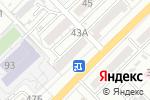 Схема проезда до компании Доктор Вет в Астрахани