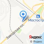 Павильон по продаже сельскохозяйственной продукции на карте Астрахани
