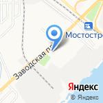 Территориальная избирательная комиссия Трусовского района г. Астрахани на карте Астрахани