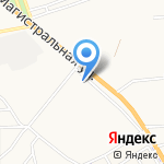 Шах на карте Астрахани