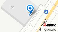 Компания Киоск по продаже лотерейных билетов на карте