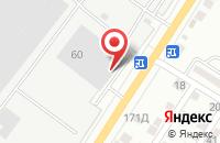 Схема проезда до компании ЭРА-СВ в Астрахани