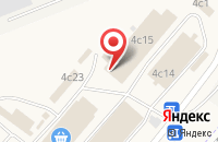 Схема проезда до компании Мир сухофруктов в Солянке