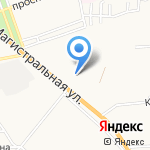 Эко-аптека на карте Астрахани
