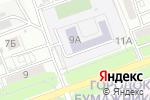 Схема проезда до компании Средняя общеобразовательная школа №22 с дошкольным отделением в Астрахани